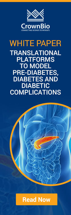 DOWNLOAD: Translational Diabetes Research White Paper by CrownBio