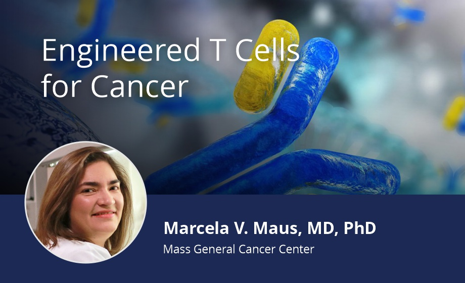 Engineered T Cells for Cancer